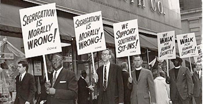 A Nonviolent Uprising