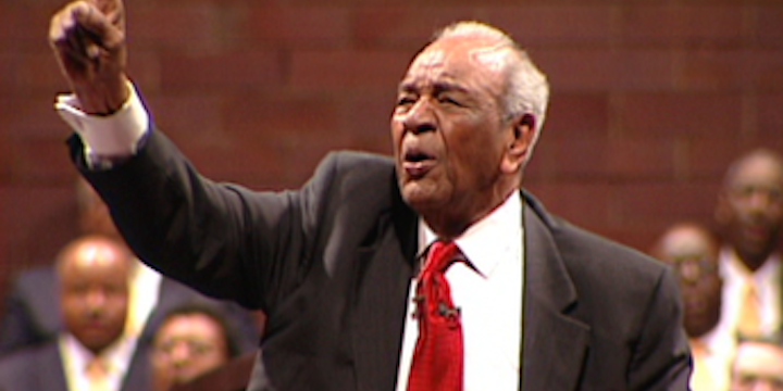 Remembering Gardner C Taylor: Evangelicals Need Social Conscience