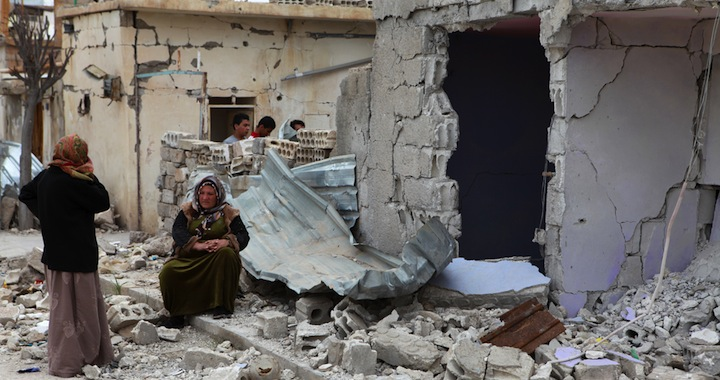Dont Bomb Syria