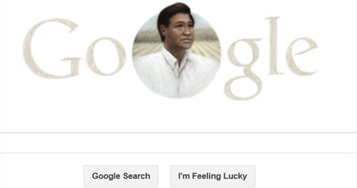 Google Cesar Chavez