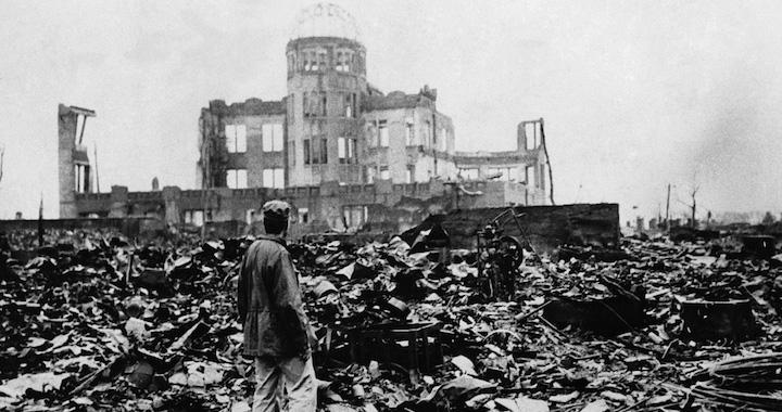 Hiroshima Bombing1
