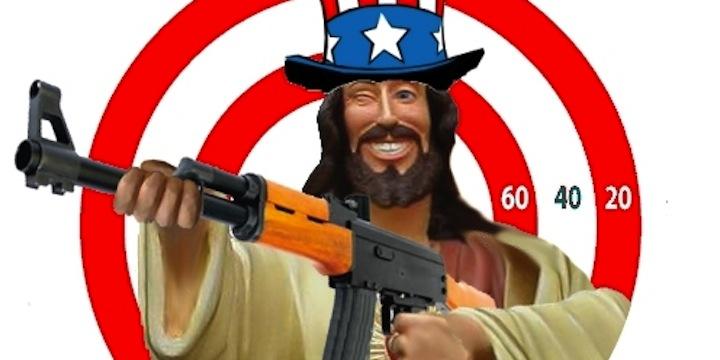 Military Jesus