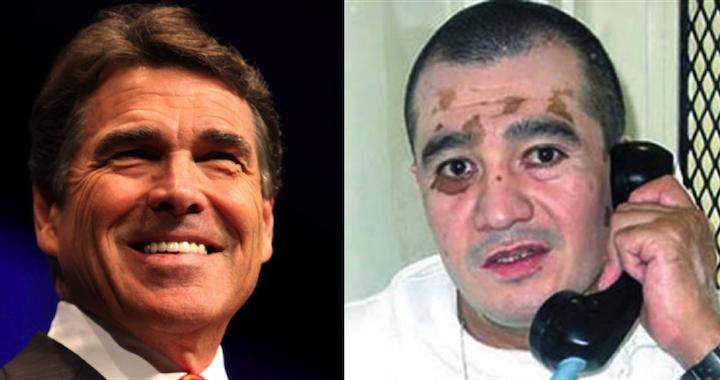 Rick Perry Edgar Tamayo