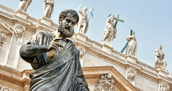 Vatican City Statues