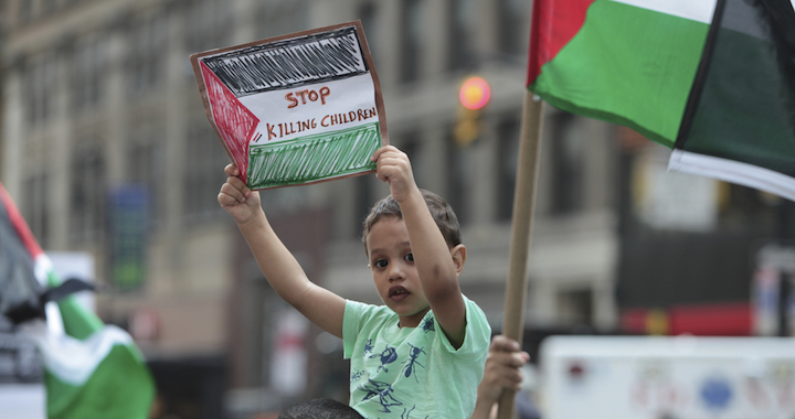 War Is Abortion Pro Lifers Should Care About Gaza
