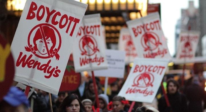 Boycottwendys