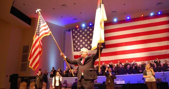 Churchflag
