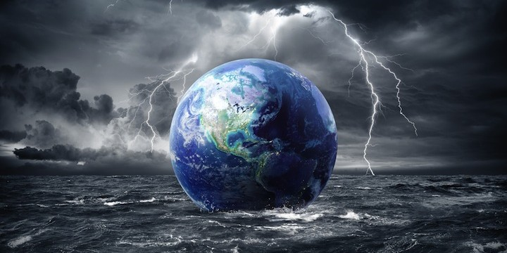 Prophesy in Paris: Apocalyptic Climate Change & the Voice of the Church