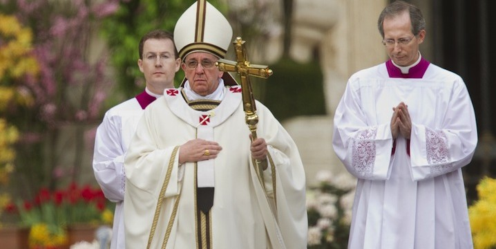 Who's Glad to Hear Pope Francis' Message?