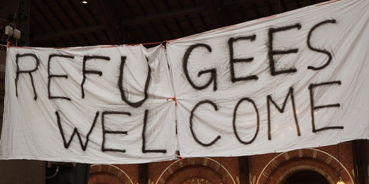 Jesus Commands You to Welcome Refugees