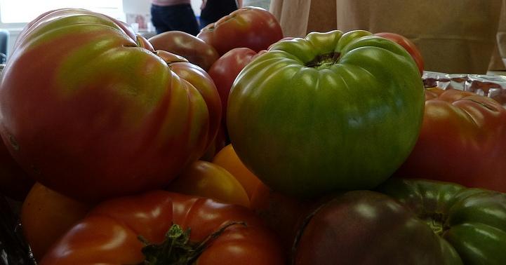 Kingdom of God Built on Vegetables