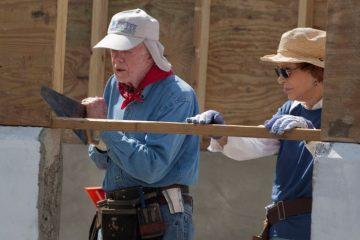 President Carter Habitat for Humanity