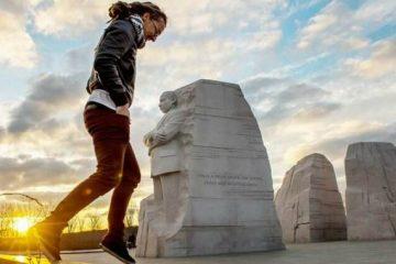 MLK memorial DC Jarrod McKenna