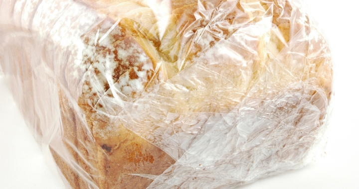 Bread of Life in Cellophane