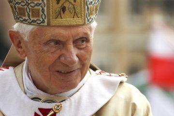 Triumphs of Pope Benedict