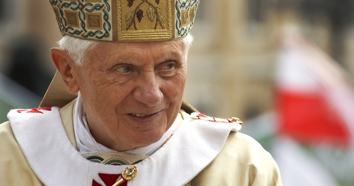 Triumphs of Pope Benedict
