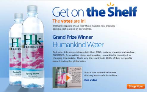 Humankind Water GOTS