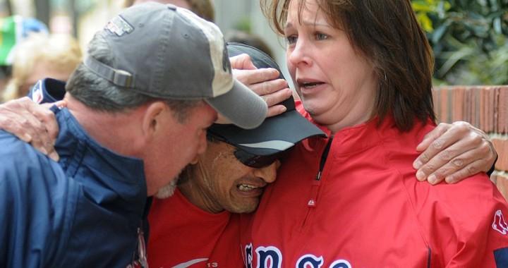 Boston Marathon Mourning