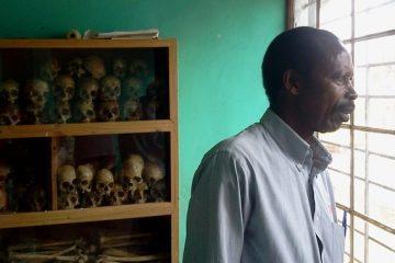 Rwanda - Joseph Siaw