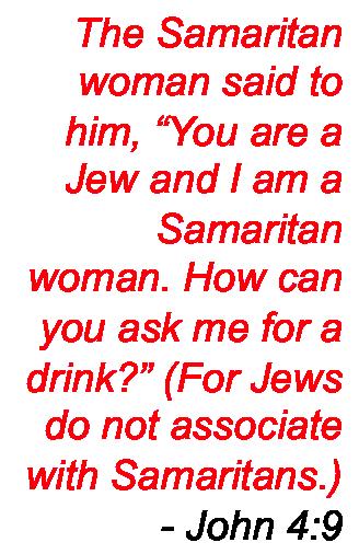 John 4, 9