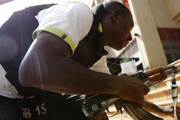 Nairobi Mall Shooting