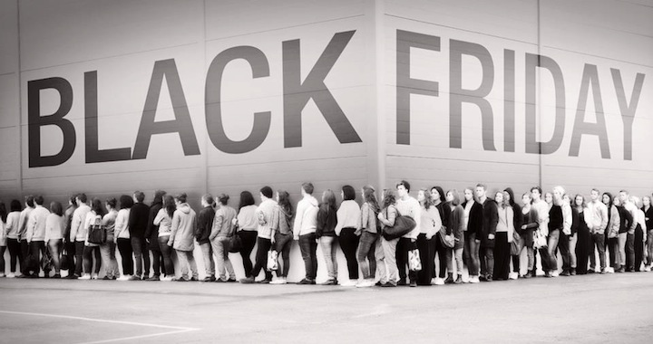 Black Friday - Buy Nothing Day