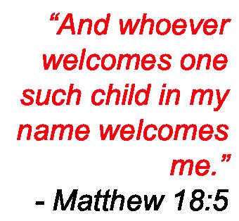 Matthew 18, 5