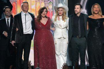 Grammys Macklemore Same Love Wedding