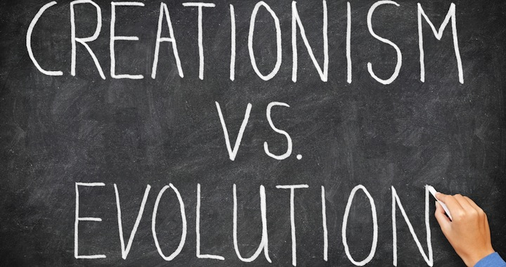 Creationism vs. Evolution: The Worst of Both Worlds – Red Letter ...