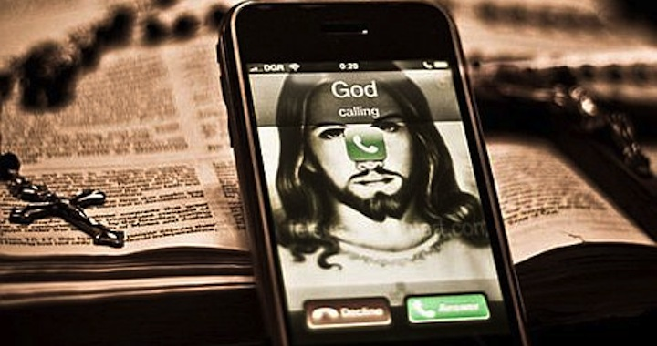 When Do You Know Something Is A Calling From God Red