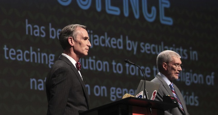 Ken Ham Bill Nye Debate