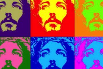 Warhol Jesus