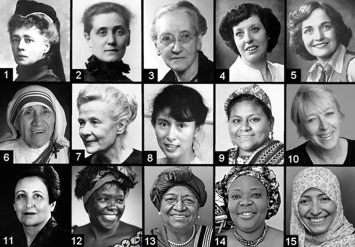 15 Women of Peace-2
