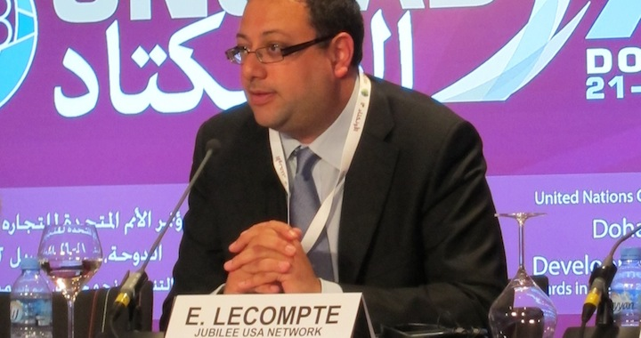 Eric LeCompte