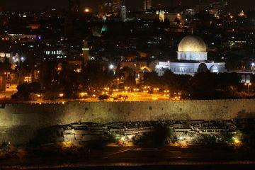 (de)Escalating Violence in Israel Palestine