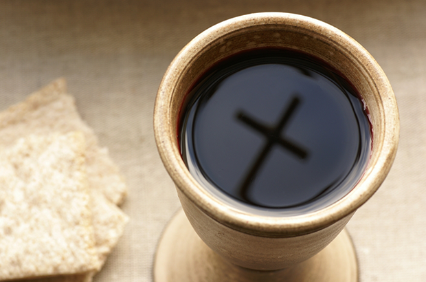 repentance when taking bread wine red letter christians