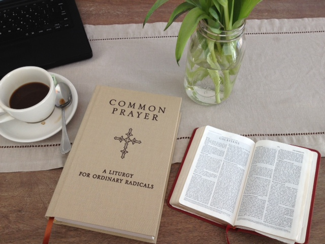 common prayer a liturgy for ordinary radicals pdf