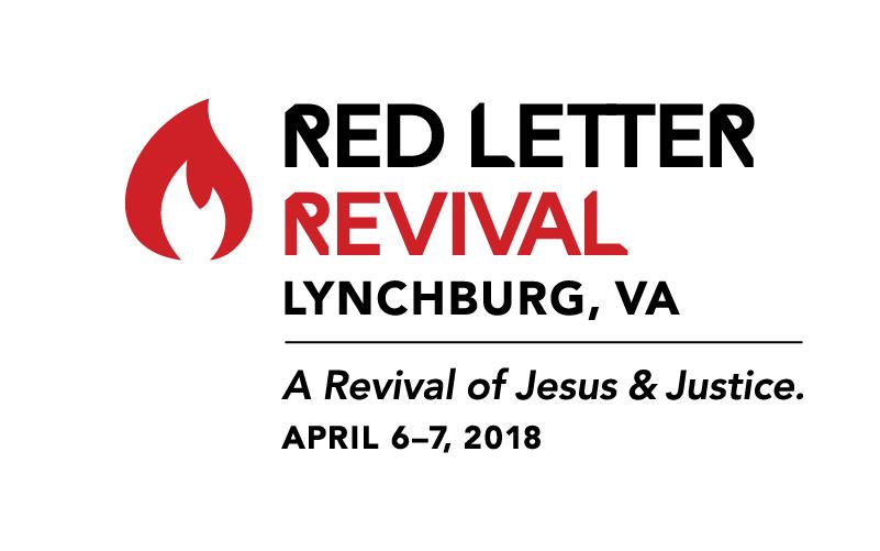 Red Letter Revival – Lynchburg – Red Letter Christians