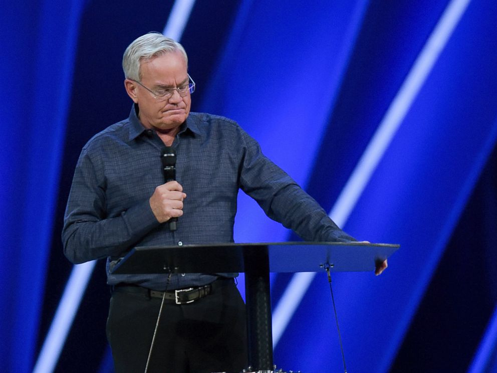 Hybels mature christian
