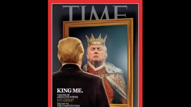 We Want A King Over Us From King Saul To Donald Trump