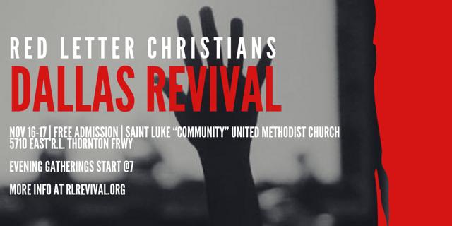 Red Letter Revival.Red Letter Revival Media Red Letter Christians