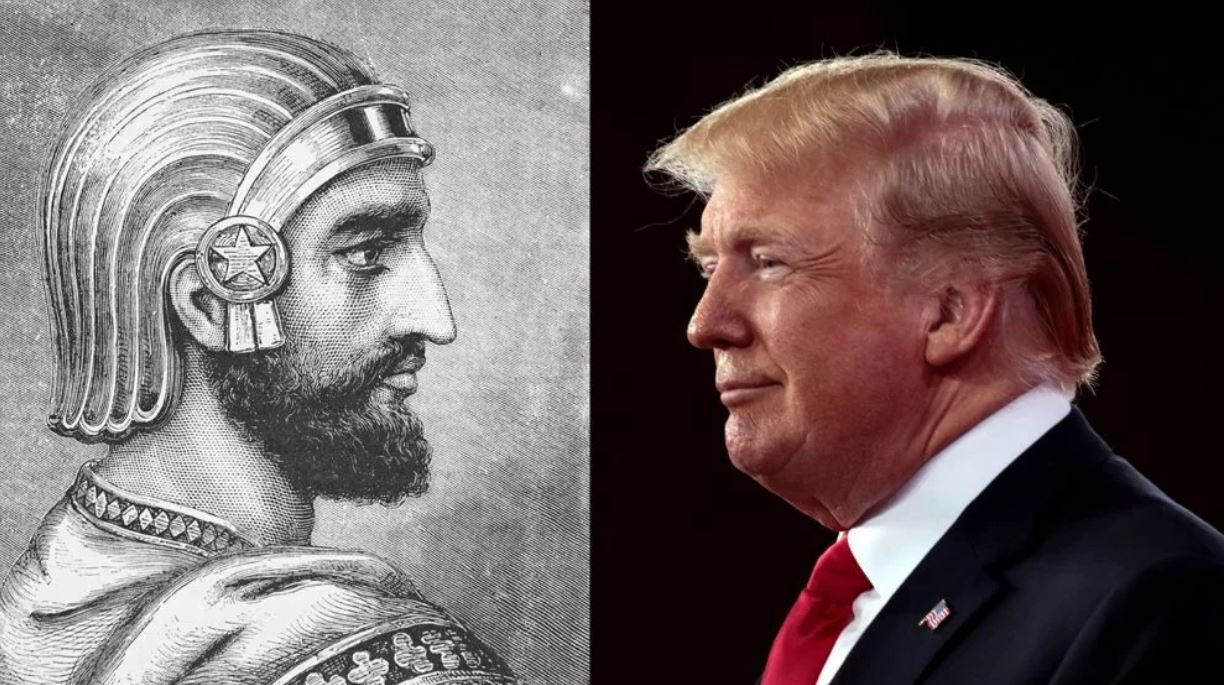 Michael Brown on What You Don't Know About Donald Trump and the King Cyrus Prophecy