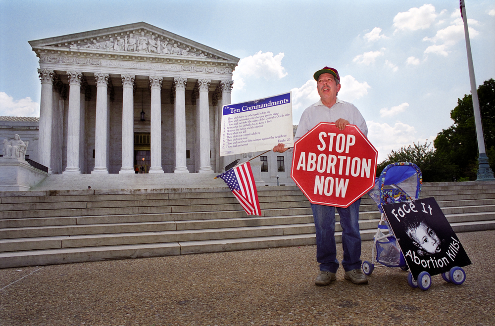 Abortion Politically Decisive