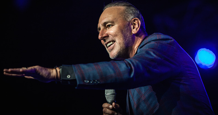 Brian Houston Love Makes A Way