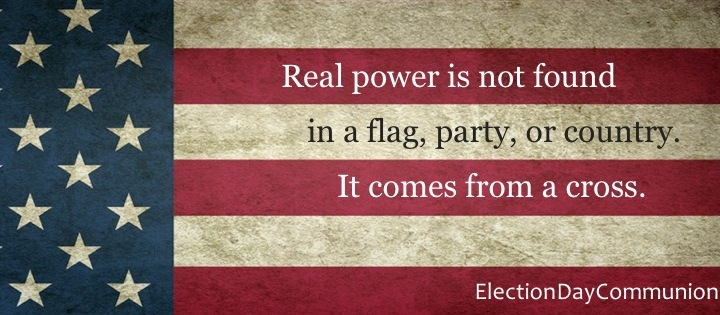 Election Day Real Power