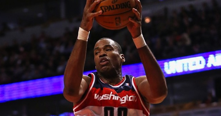 Jason Collins Wizards