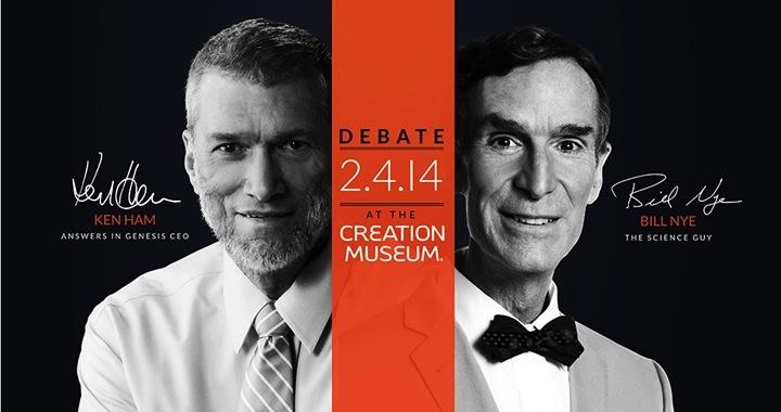Ken Ham V Bill Nye