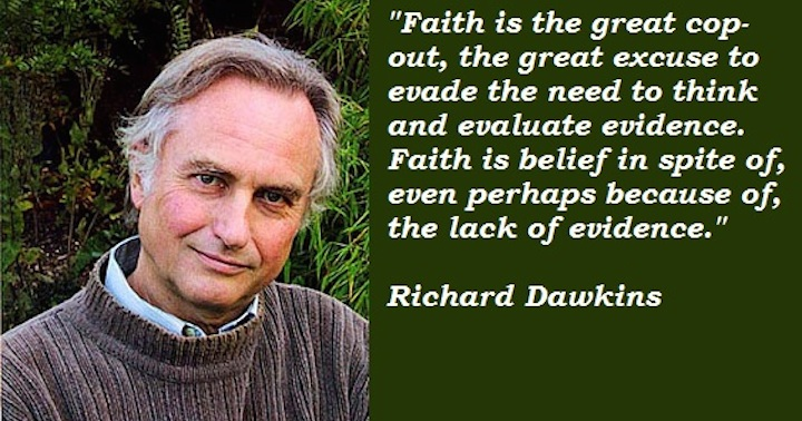 Richard Dawkins Quote Frank Schaeffer