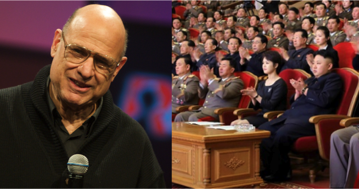 Tony Campolo North Korea1