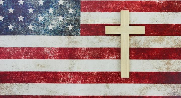 Crossandflag